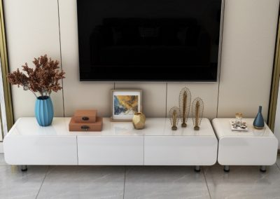 Cybele Marble TV Console SIngapore SingaporeHomeFurniture